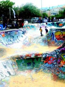 Marseille Skatepark, France
