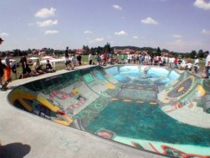 Marseille Skatepark, France_2